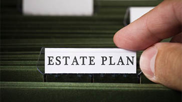 Estate Planning requires careful documentation which is custom prepared.