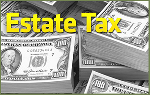 Image of Estate Tax Document
