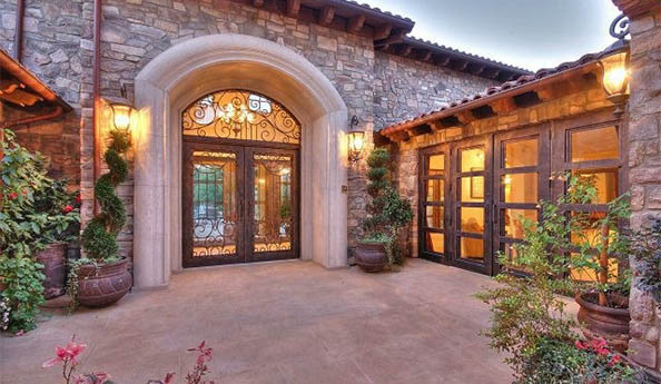 Image of Orange County Luxury Home