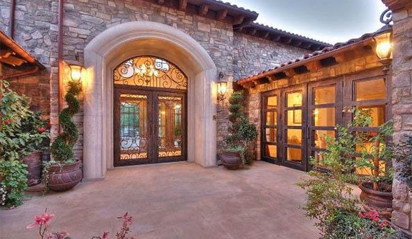 Image of Orange County Luxury Home