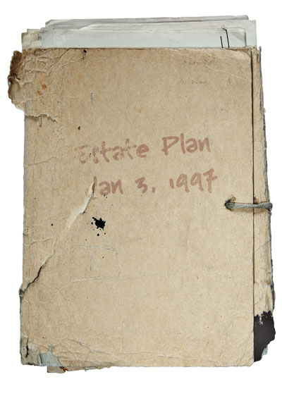 Outdated Estate Plan, Trust or Will