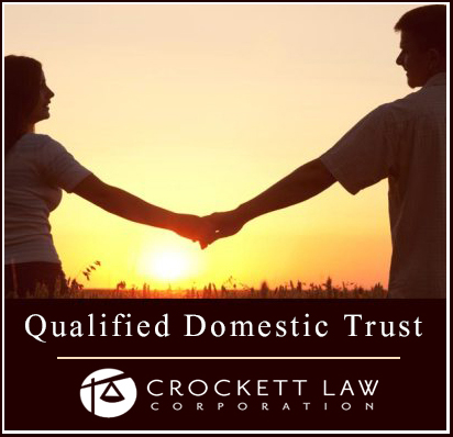 qualified domestic trust