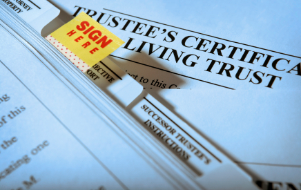 Revocable Living Trusts - Married Persons